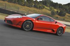 First drive: Ferrari 430 Scuderia