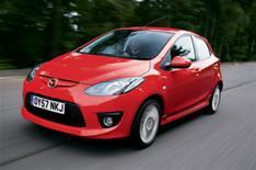 Mazda begins big eco push