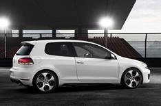 It's here: new VW Golf GTI