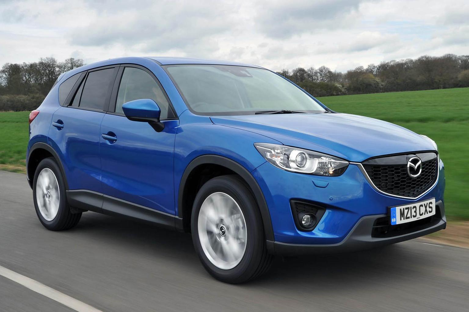 Mazda eyes up a Juke rival