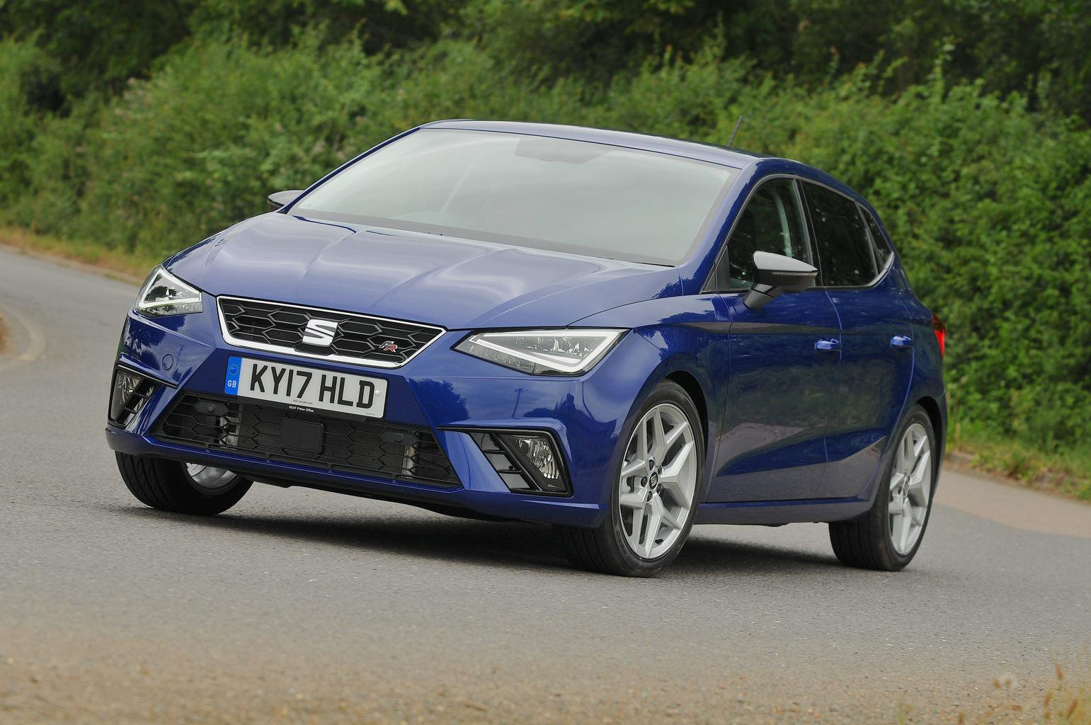2017 seat ibiza fr review price specs release date what car