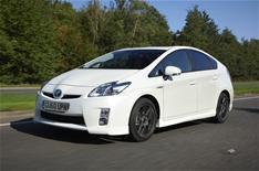 Toyota Prius celebrates 10th birthday