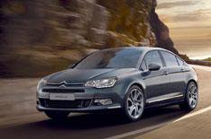 Updated Citroen C5 range from 19,195