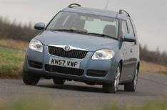 Used Skoda Roomster ('05-) buying guide