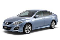 Mazda 6 face-lift at Geneva show