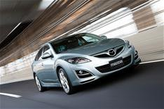 Mazda 3 and 6 hit sub-105g/km of CO2