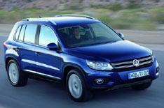 Volkswagen Tiguan driven