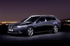 New Honda Accord at Geneva motor show