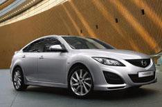 Special fleet range for Mazda 6
