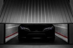 New Toyota sports car concept at Geneva