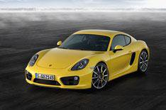 2013 Porsche Cayman prices and and specs