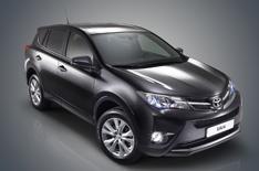 2013 Toyota RAV4 revealed
