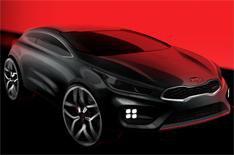 2013 Kia Proceed GT revealed
