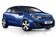 Three-door Kia Rio joins the range