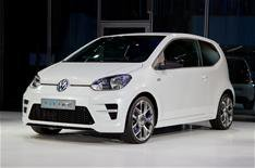 VW Up GT review