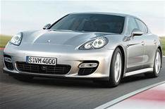 Porsche Panamera to launch in China