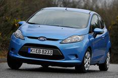 First drive: Ford Fiesta TDCi Econetic