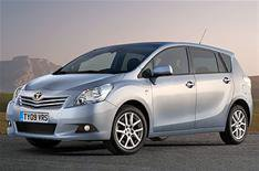 New Toyota Verso 'is best MPV to drive'