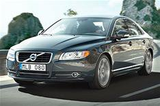 First pictures: face-lifted Volvo S80