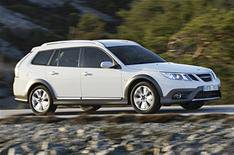 Saab announces 9-3X prices