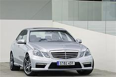Mercedes-Benz E63 AMG revealed