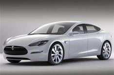 Tesla's stunning new model