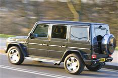 Mercedes G-Class is back