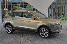 Exclusive Ford Kuga preview