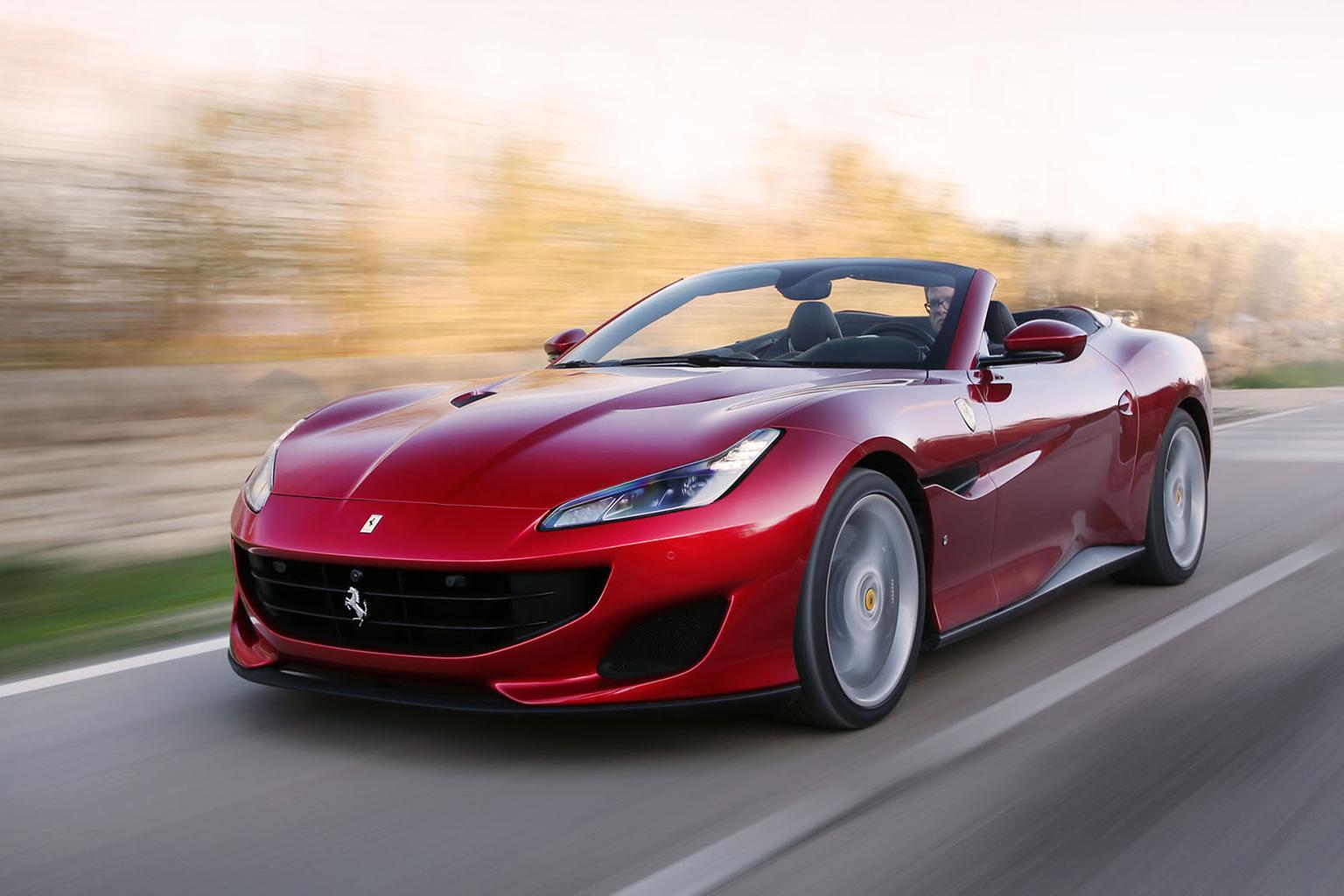 Ferrari Portofino Delivery Date