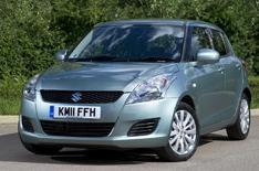 Diesel joins Suzuki Swift range