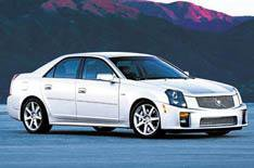 Cadillac CTS-V: now even more powerful