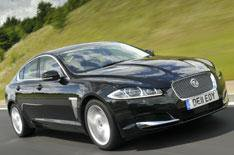 Jaguar XF 2.2 diesel reviewed