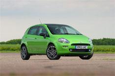 2012 Fiat Punto Twinair review