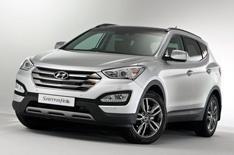 2012 Hyundai Santa Fe prices revealed