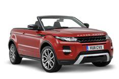Range Rover plans Evoque cabrio