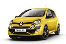 2012 Renaultsport Twingo 133 review