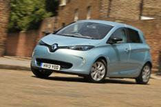 2013 Renault Zoe review