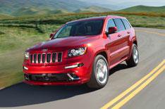 Jeep unveils hot Grand Cherokee