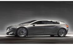 Peugeot HX1 concept car unveiled