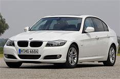 Chasing the BMW 3 series