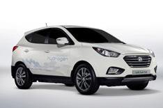 Hyundai ix35 Fuel Cell announced