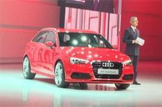 2013 Audi A3 Sportback revealed