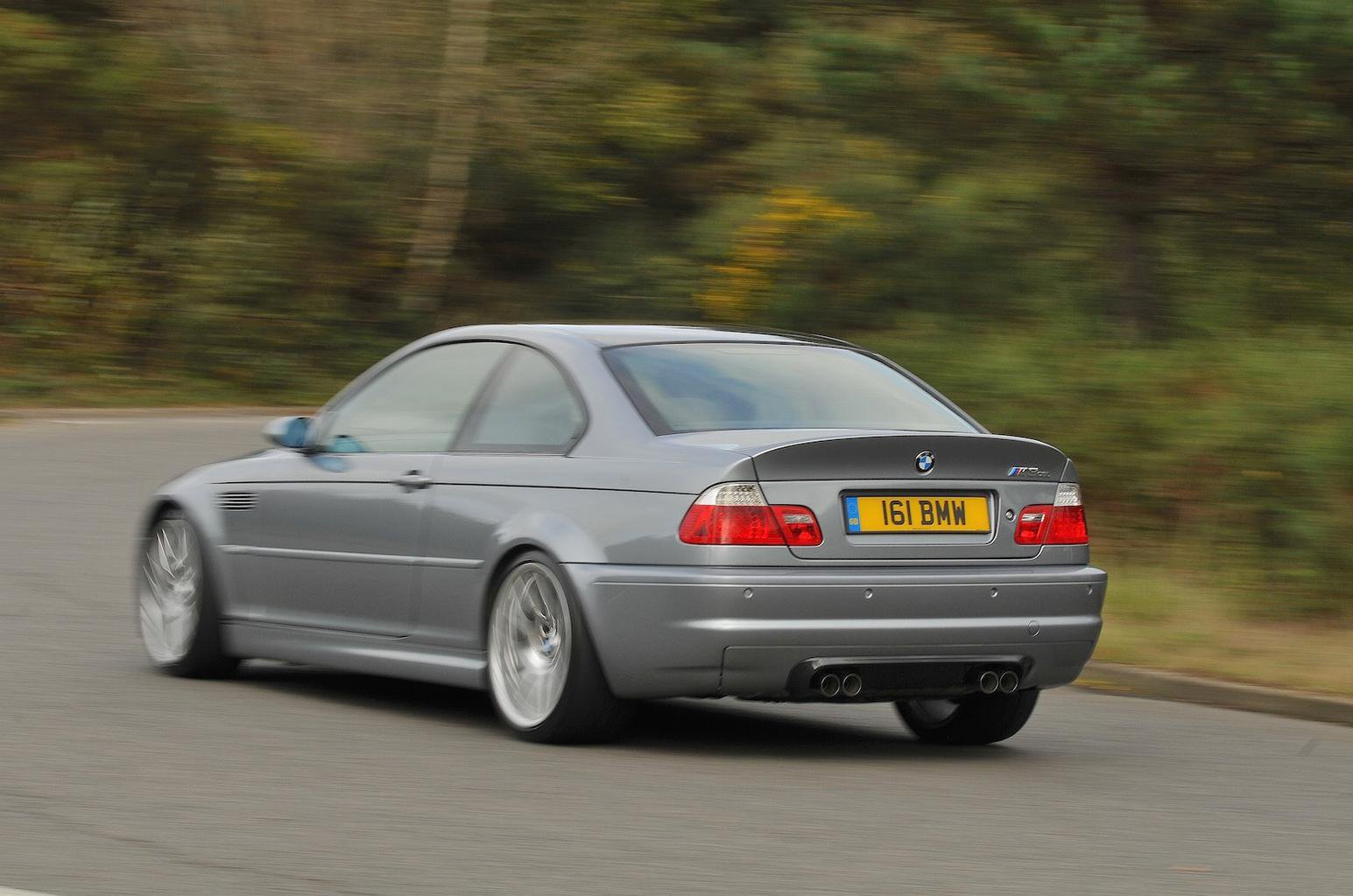 Bmw M3 E46 Rewind Wednesday What Car