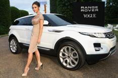 Posh gets job at Land Rover