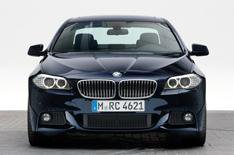 New engines and trims for 5 Series