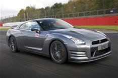 2012 Nissan GTR review