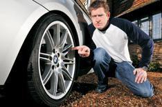 Cracks prompt BMW wheel review