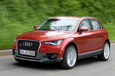 Audi Q1 crossover on the way?