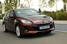 Mazda 3 2.2d Sport Nav review