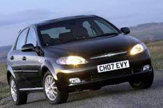 Lacetti replacement for Paris show
